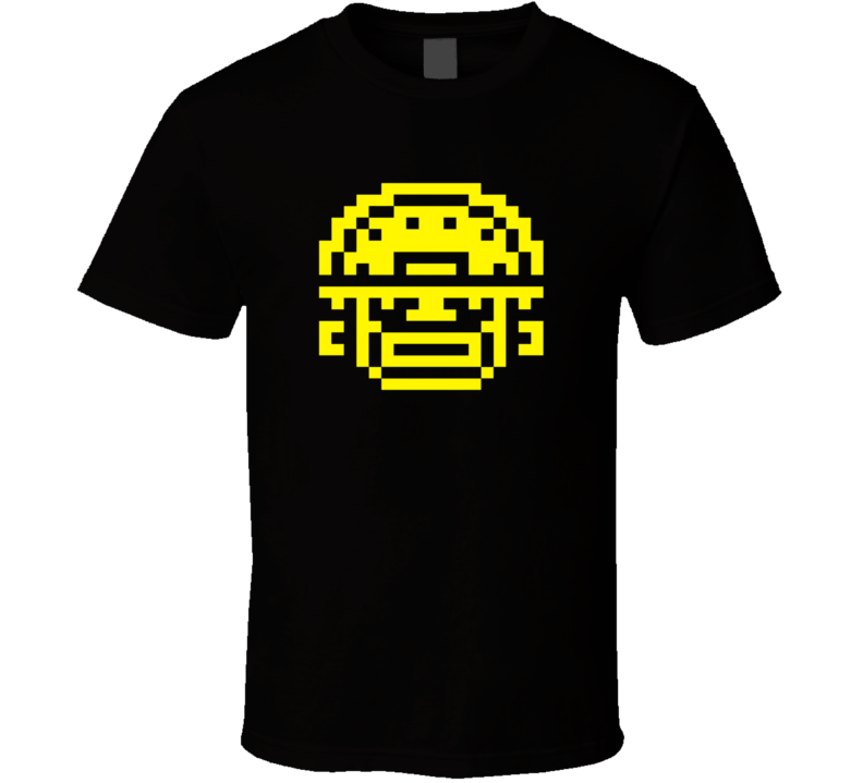 Tomb Of The Mask App Tee Cool Arcade Game T Shirt