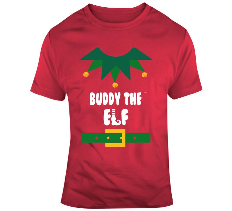Buddy The Elf Tee Cool Christmas Movie Fan T Shirt