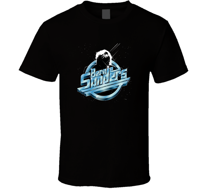 Bernie Sanders Tee The Strokes Concert Support T Shirt