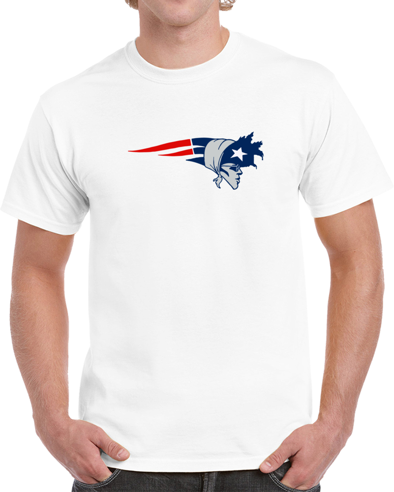 New England Tee Football Parody T Shirt