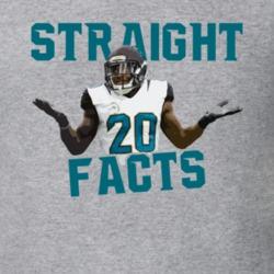 33072502 Straight Facts Tee Jalen Ramsey Jacksonville Football Fan T Shirt  ... 938366803