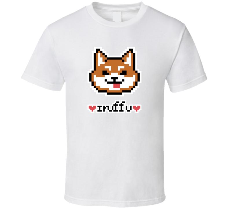 I Ruff You Valentine's Dog Love Romance Cute Puppy T Shirt