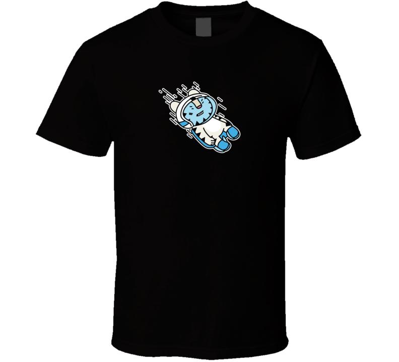Luge Soohorang Pyeongchang 2018 Winter Olympics Mascot T Shirt