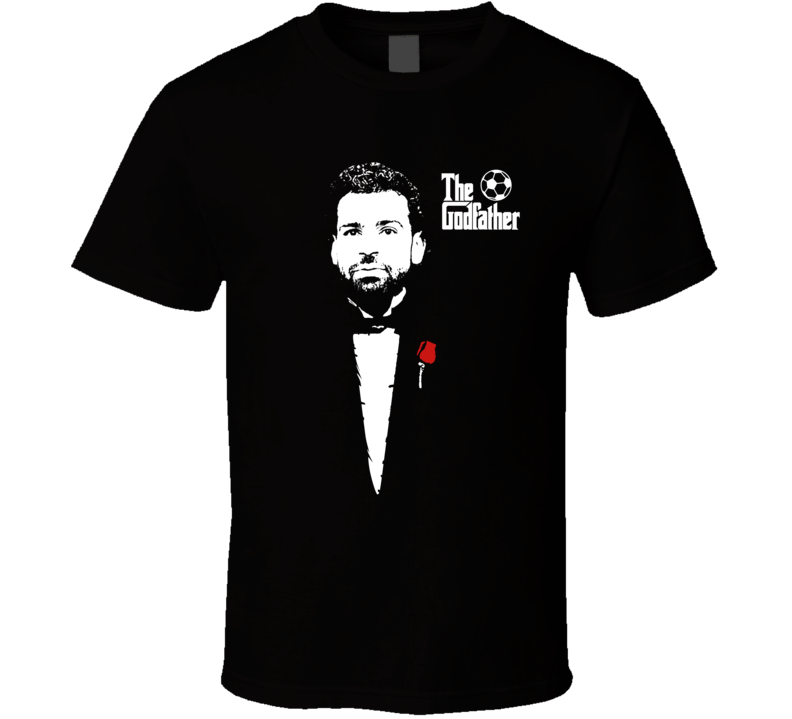 Mohamed Salah Godfather Egypt Football World Cup Soccer Futbol T Shirt