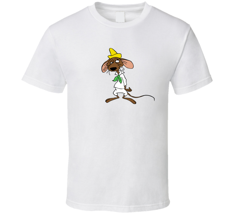 Slow Poke Rodriguez Cartoon Drunk T Shirt