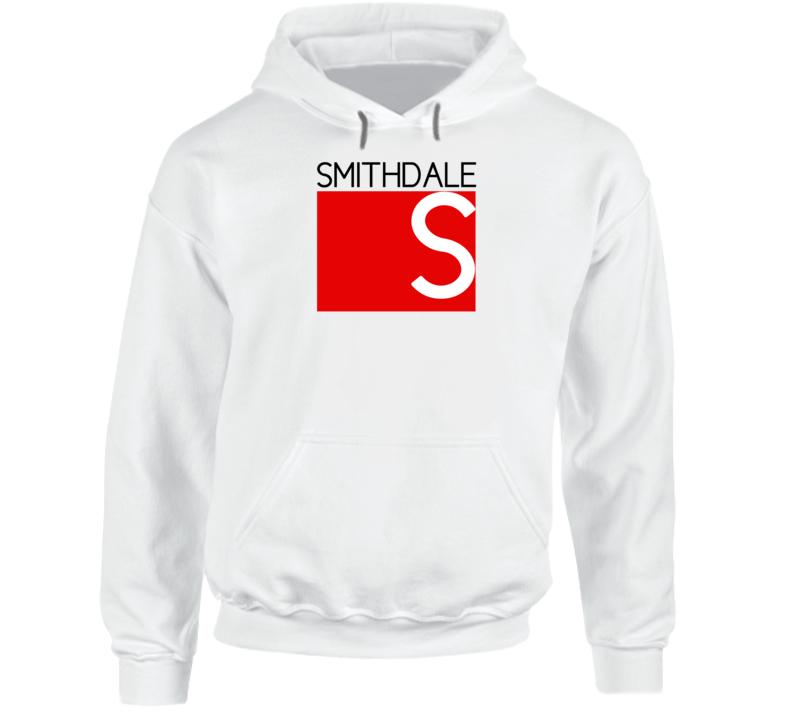 Smithdale University Fictional College Degrassi Tv Show Fan Hoodie