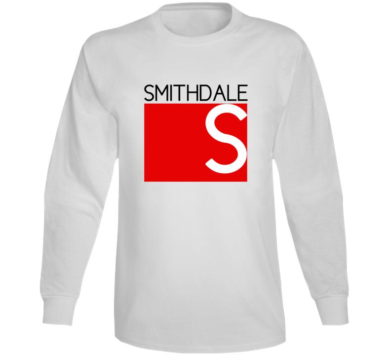 Smithdale University Fictional College Degrassi Tv Show Fan Long Sleeve