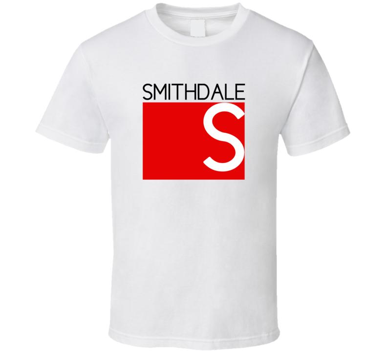 Smithdale University Fictional College Degrassi Tv Show Fan T Shirt