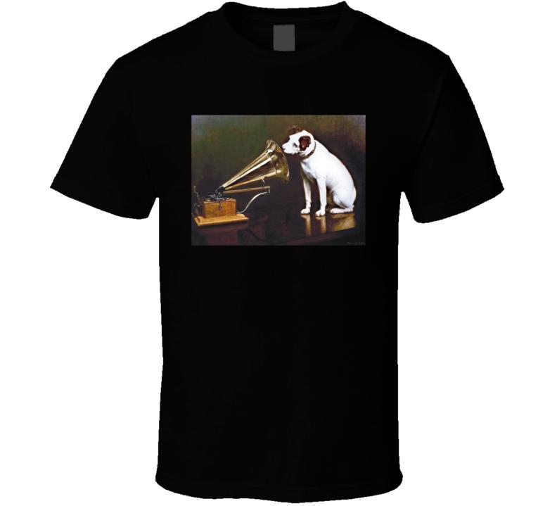 Rca Dog Electronics Company Mascot T Shirt