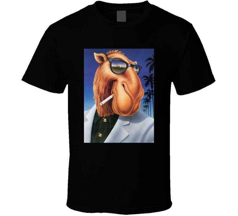 Joe Camel Cigarette Smoke Mascot T Shirt