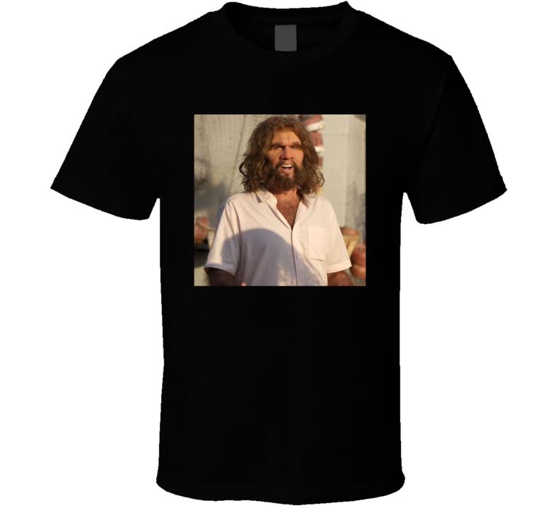 Geico Caveman Insurance Mascot T Shirt