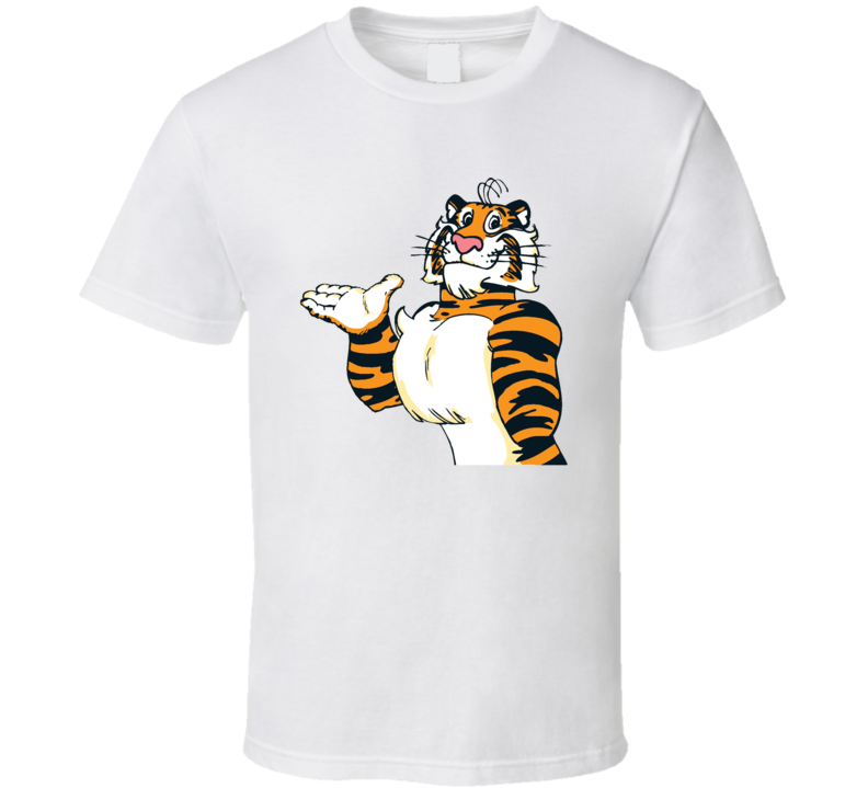 Esso Exxon Tiger Gas Mascot T Shirt