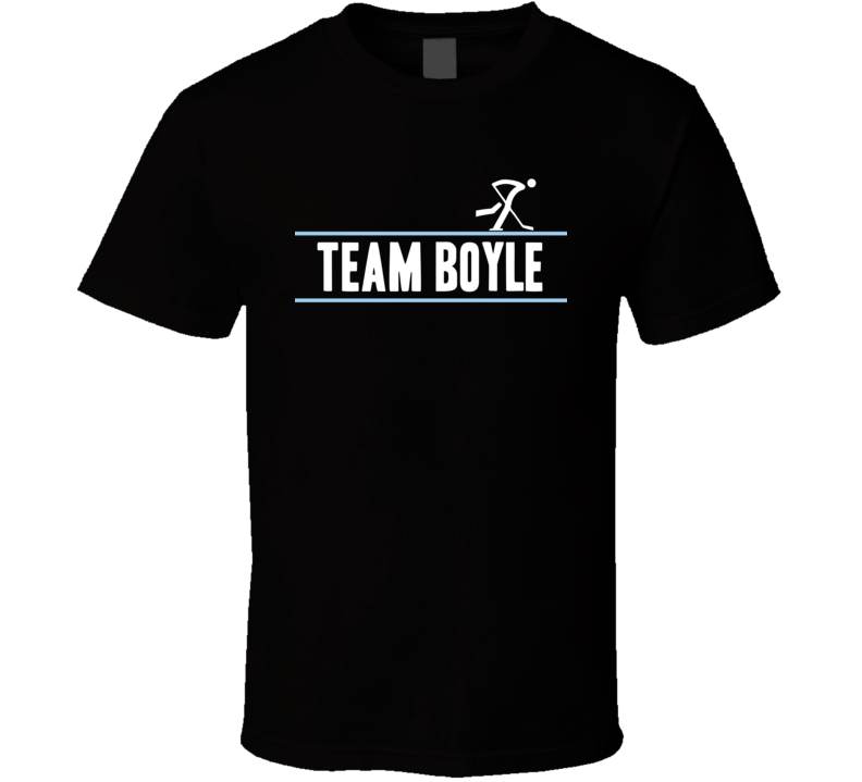 Daryl Boyle Germany Team Winter Olympic Athlete Ice Hockey Fan T Shirt