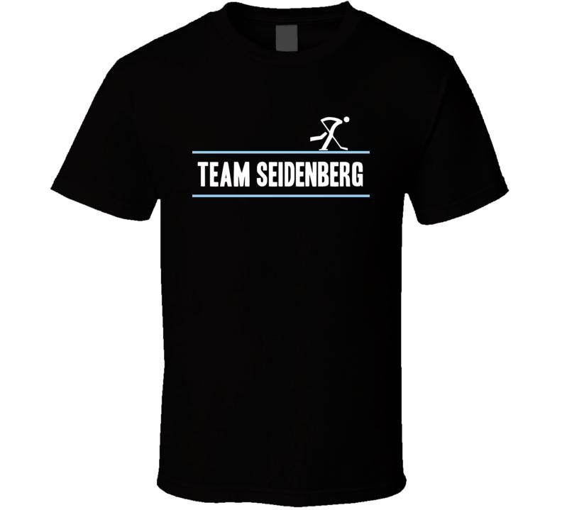 Yannic Seidenberg Germany Team Winter Olympic Athlete Ice Hockey Fan T Shirt