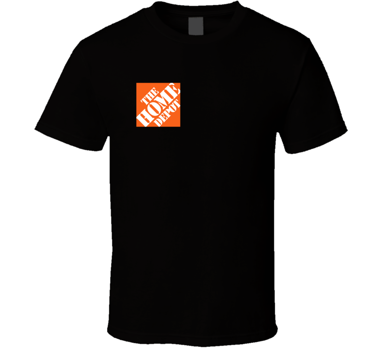 The Home Depot Chest Patch T Shirt