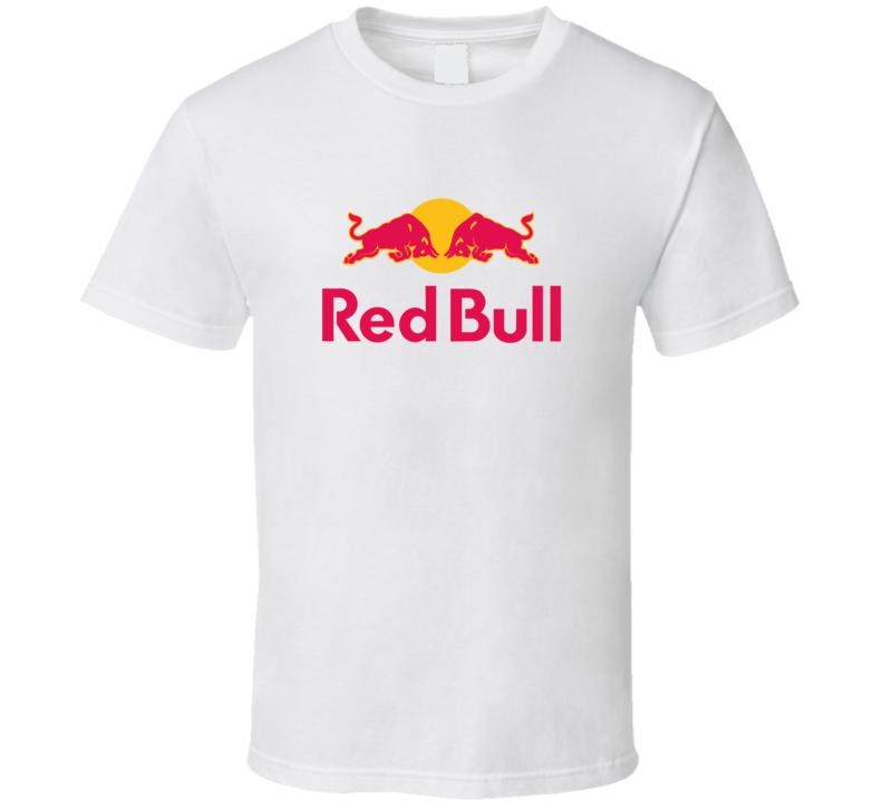 Classic Red Bull Fan T Shirt