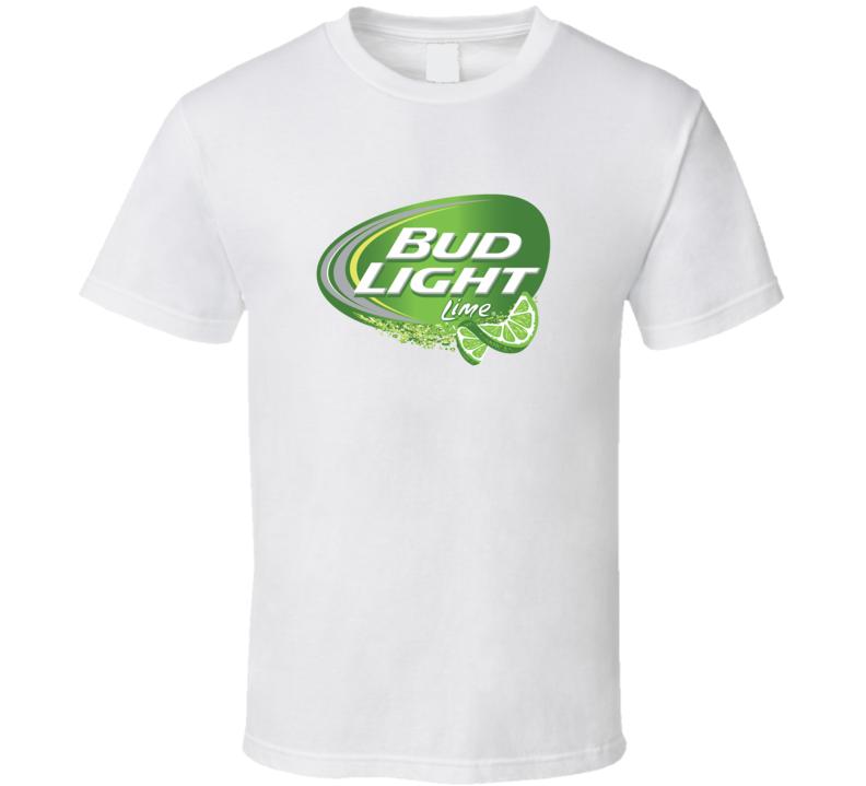 Bud Light Lime Beer Lovers T Shirt