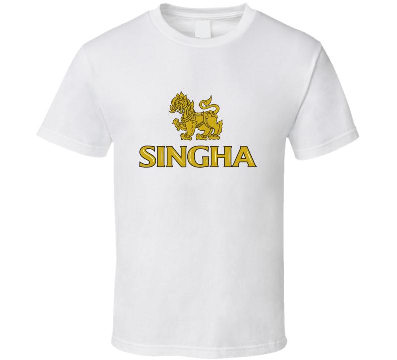 Singha Beer Lovers T Shirt