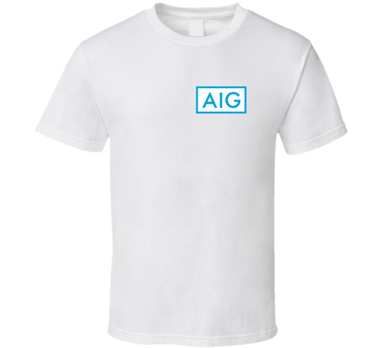 AIG Insurance Fan T Shirt