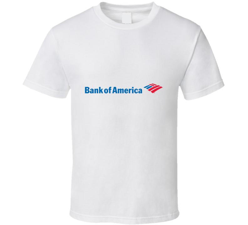 Bank of America Fan T Shirt