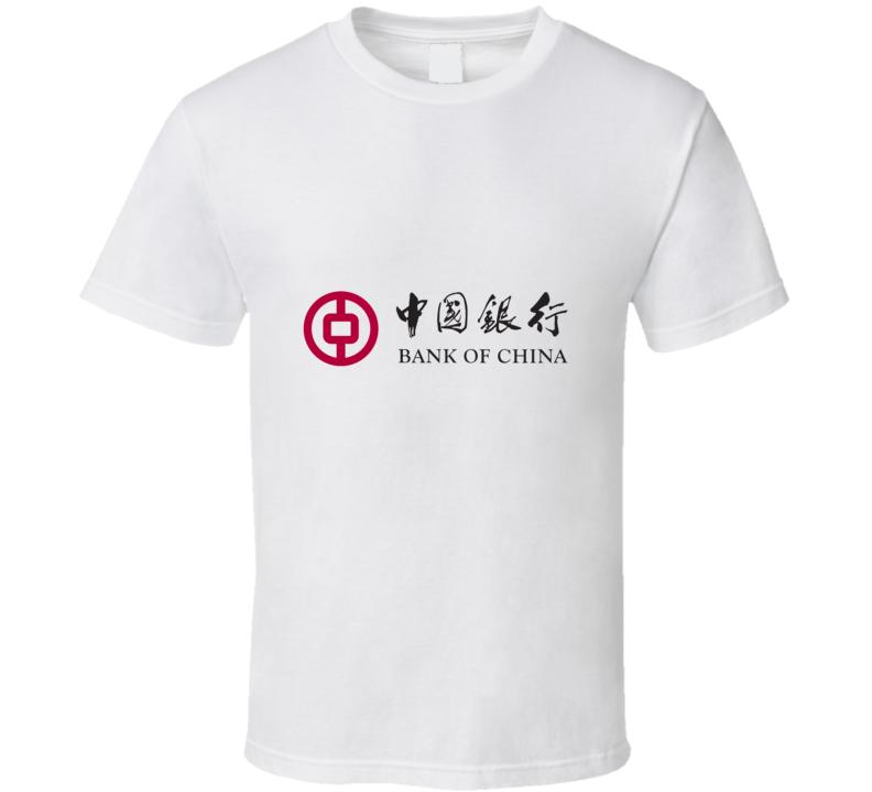 Bank of China Fan T Shirt