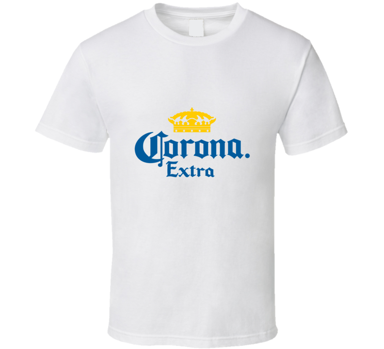 Corona Beer Lover Fan T Shirt