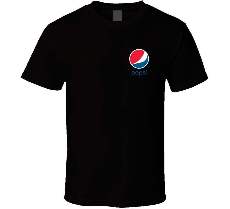 Pepsi Fan T Shirt