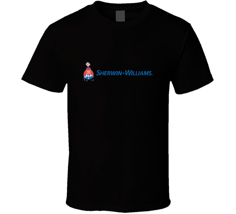 Sherwin Williams Financial Fan T Shirt