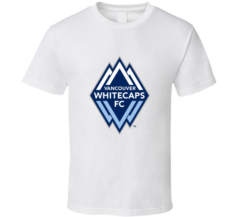 Vancouver Whitecaps FC Fan T Shirt