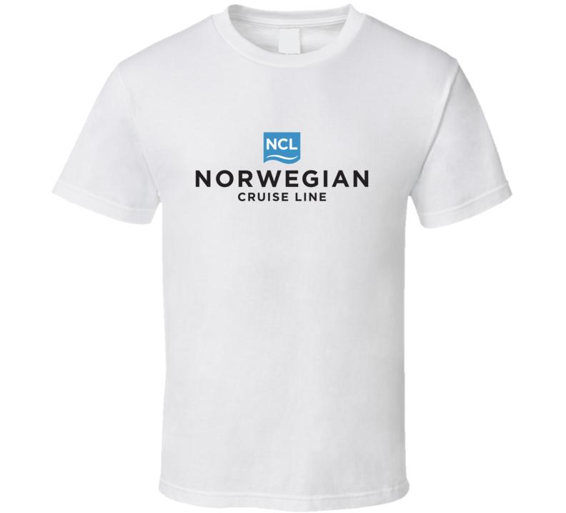 Norweigen Cruises Fan T Shirt
