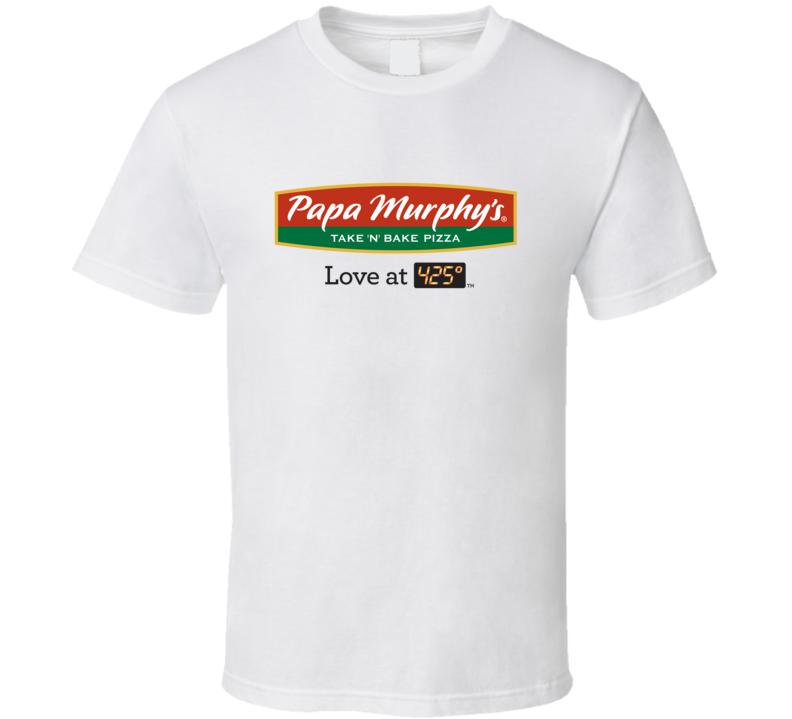 Papa Murphy's Pizza Fan T Shirt