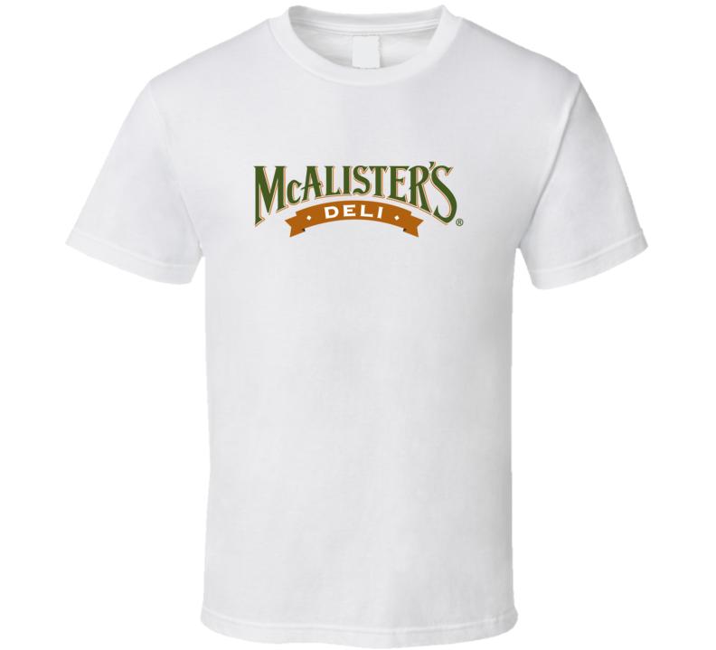 McAlister's Deli Fan T Shirt