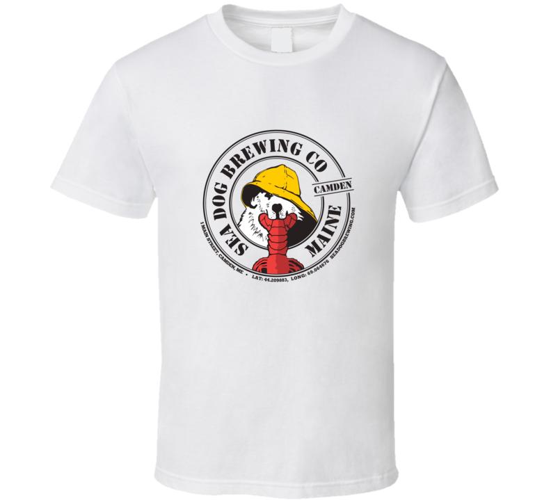Sea Dog Brewing Company Fan T Shirt