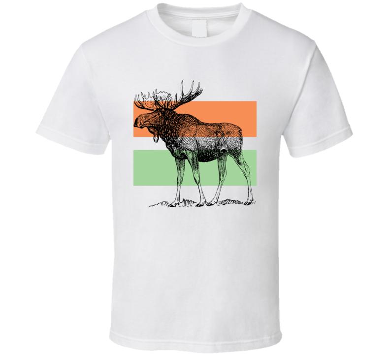 Vintage Moose T Shirt