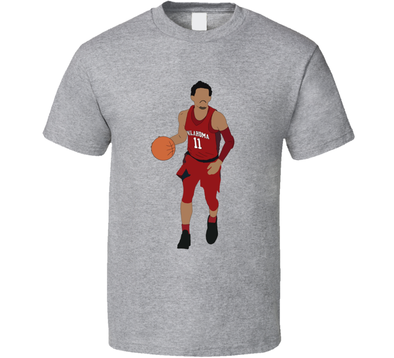 Trae Young Oklahoma Sooners Amazing Basketball Team Fan T Shirt