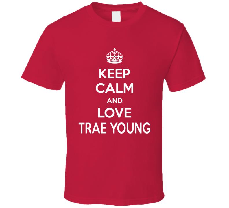 Trae Young Oklahoma Sooners Basketball Sports Team Fan T Shirt