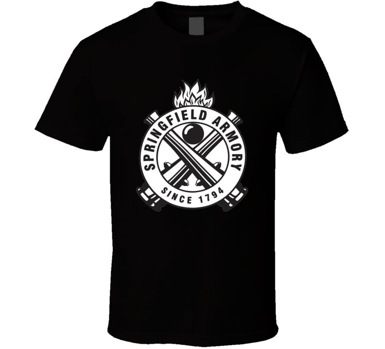 Springfield Armory Logo T Shirt