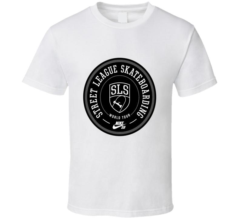 Street League Skateboarding T Shirt