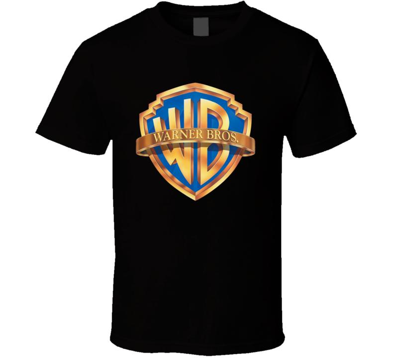Warner Bros Logo T Shirt