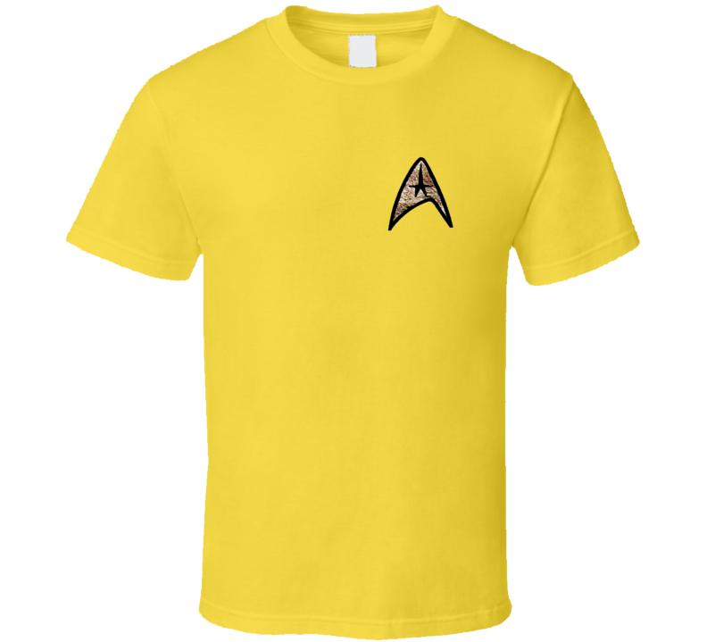 Star Trek Original Series Command Logo T Shirt