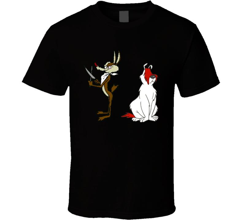 Ralph Wolf and Sam Sheepdog T Shirt