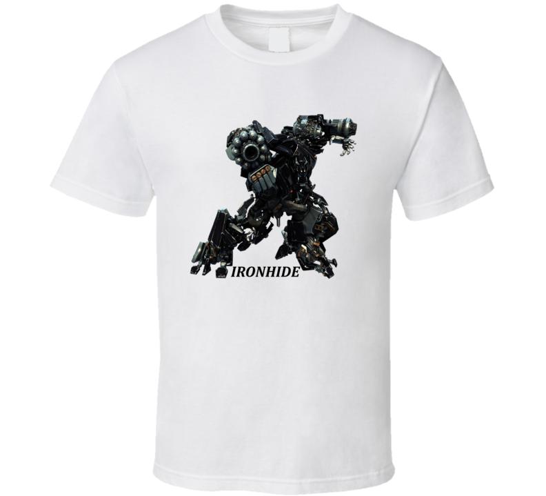 Ironhide Transfromers T Shirt