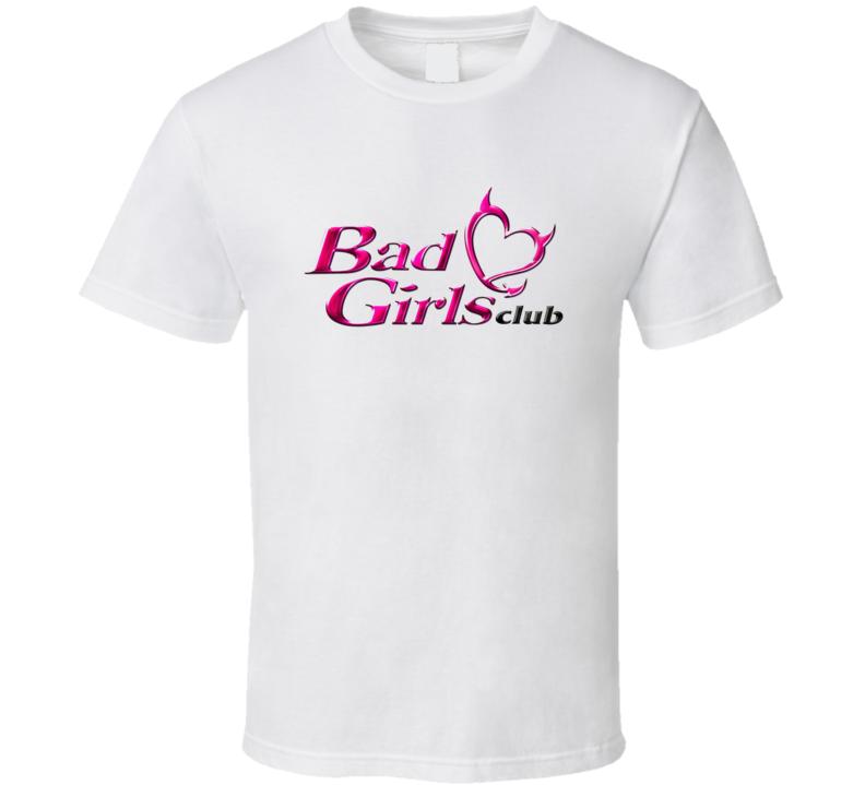 Bad Girls Club Logo T Shirt