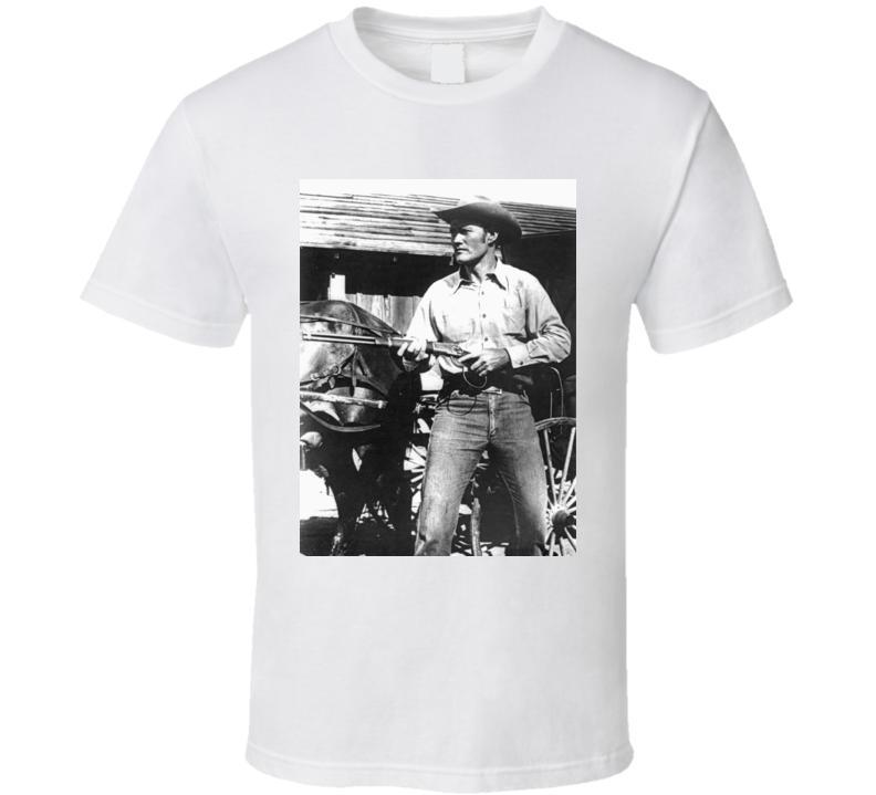 The Rifleman Tv Series 1958–1963 T Shirt