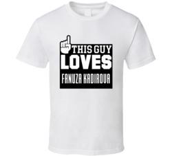 Fanuza Kadirova Olympic Athletes From Russia Pyeongchang 2018 This Guy Loves Athletes Fan T Shirt