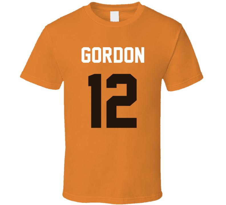 josh gordon t shirt jersey