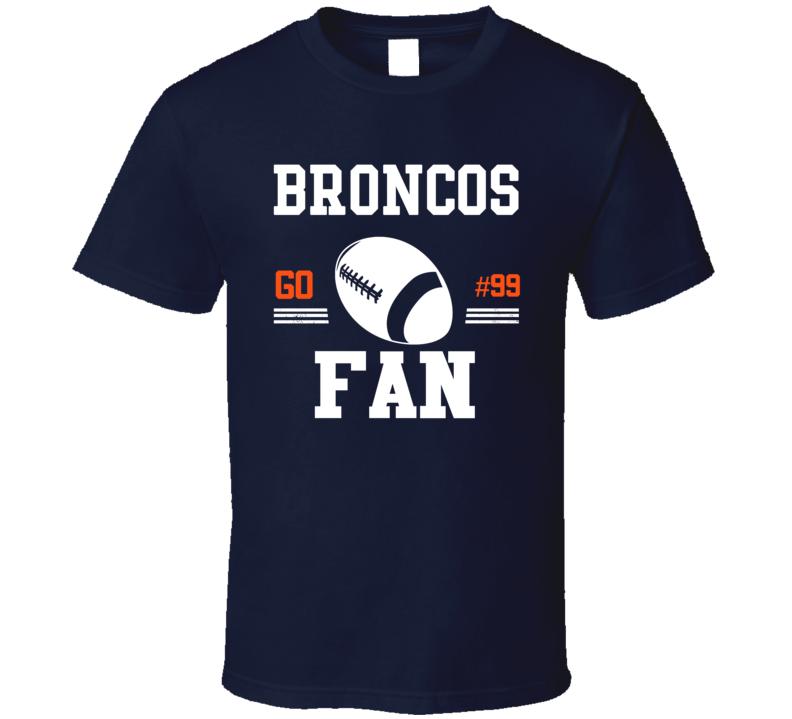 Go Player Adam Gotsis Denver Football Team Fan T Shirt