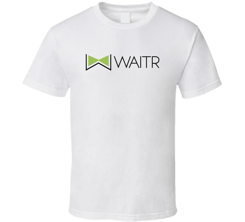 Waitr Holdings Inc Nasdaq Company Logo Employee Fan T Shirt