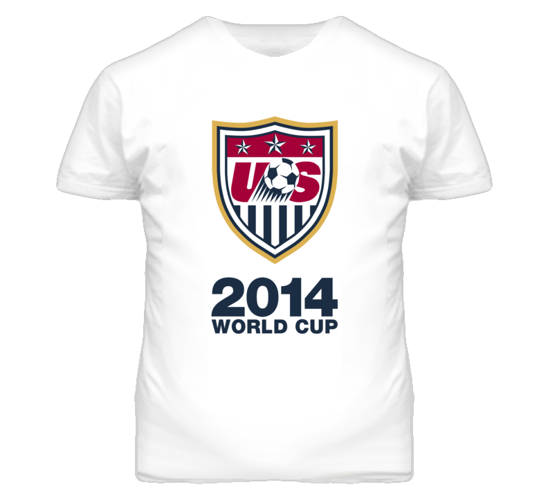 USA 2014 World Cup Soccer T Shirt