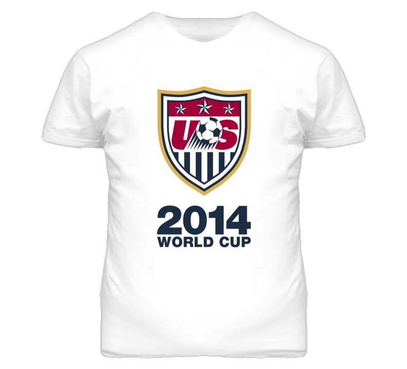 USA 2014 World Cup Soccer T Shirt